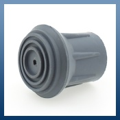 ROUNDED DOMED BASE RUBBER FERRULES