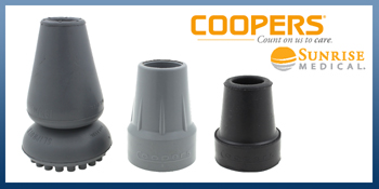 COOPERS BY SUNRISE MEDICAL FERRULES