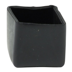 40mm Square Rubber Ferrules For Table Chair Legs Protect Your Floor
