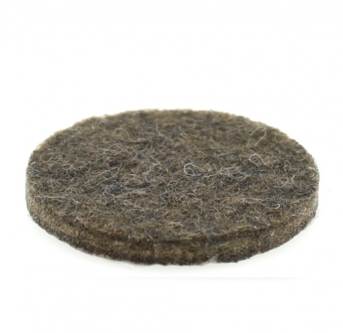 Round Self Adhesive Felt Pads Table Chair Legs Floor Protectors