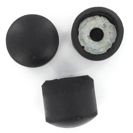 22mm Rubber Ferrules For Chair Legs Tubular Feet