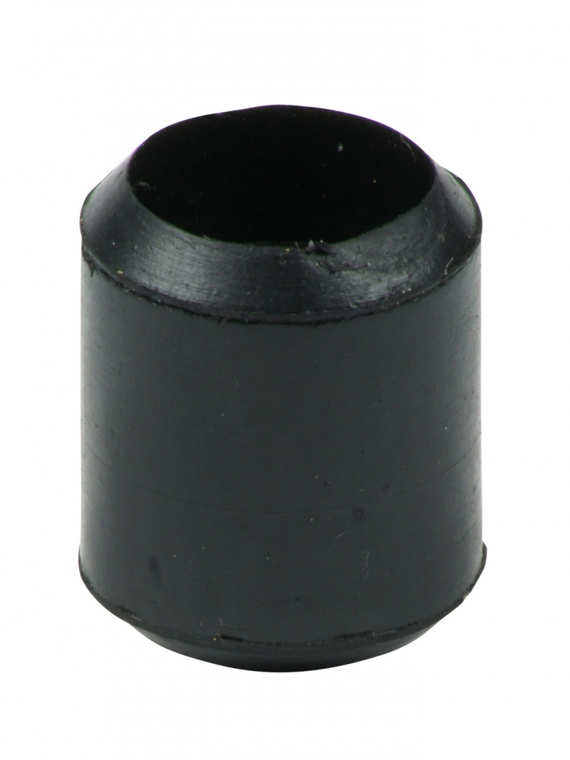 25mm Rubber Ferrules For Chair Legs Tubular Feet