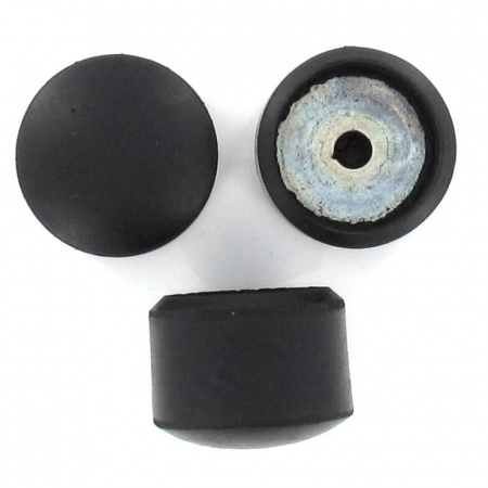 32mm Rubber Ferrules For Chair Legs Tubular Feet