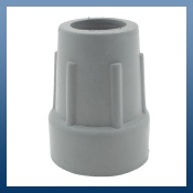 GREY HEAVY DUTY Z TYPE RUBBER FERRULES