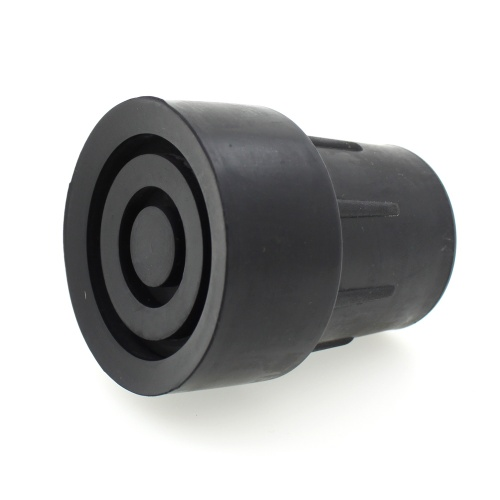 16mm (5/8'') Black Heavy Duty Rubber Ferrules Type Z