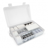 Box With Mixed Self Adhesive Felt & EVA Pads - 270 Units