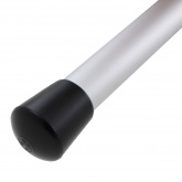 6mm Multi Purpose Plastic Ferrules For The Bottoms For Table & Chair Legs & All Other Tubular Feet