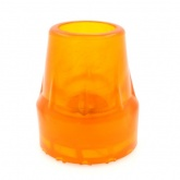 25mm (1'') ORANGE HIGH VISIBILITY FERRULES TYPE Z