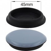 45mm PTFE COATED CASTER CUP  | MOVE FURNITURE WITH EASE